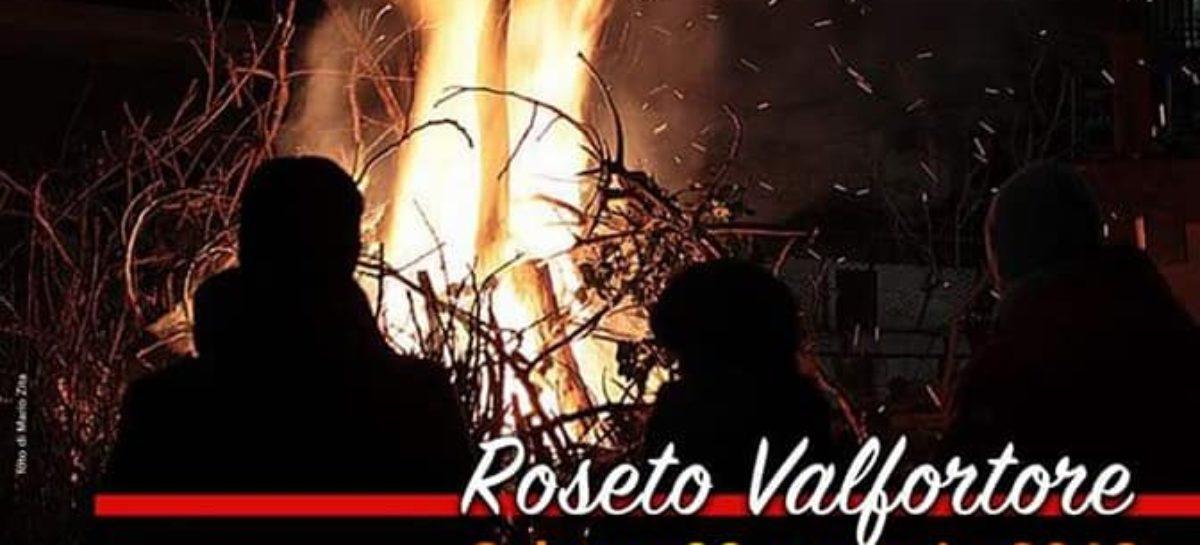 """Roseto, sul web in 100mila per """"Di Santi, Paesi e Falò"""""""