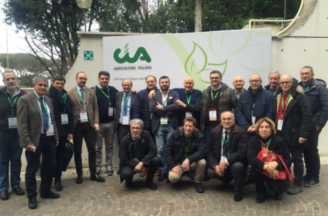 """La Puglia all'Assemblea CIA: """"Ora più forti, avanti per tutelare il reddito"""""""