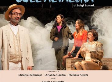"""A FOGGIA LA COMMEDIA DEI RECORD: IL 23 FEBBRAIO """"TRE SULL'ALTALENA"""""""