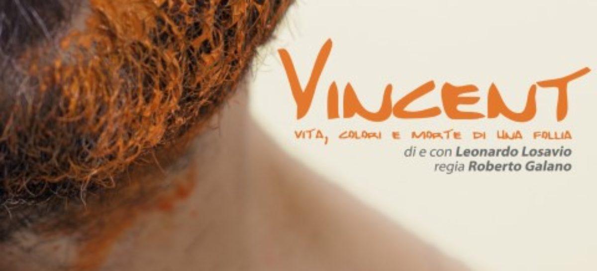 Venerdì Vincent al MAD di Mattinata
