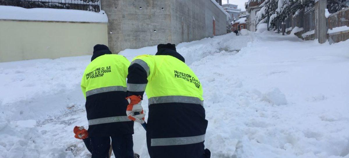 Emergenza neve – nota della protezione civile
