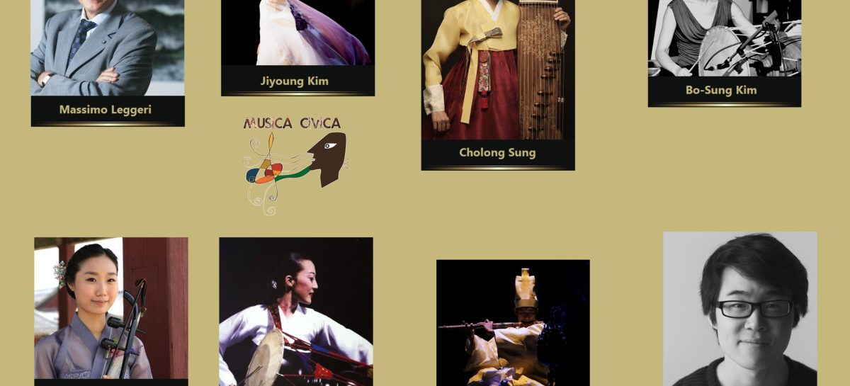 Musica Civica porta la Corea a Foggia