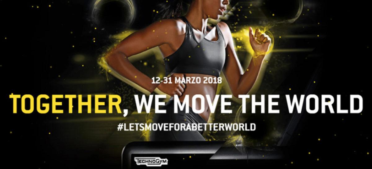 Foggia capitale del movimento in Puglia: riparte Let's move