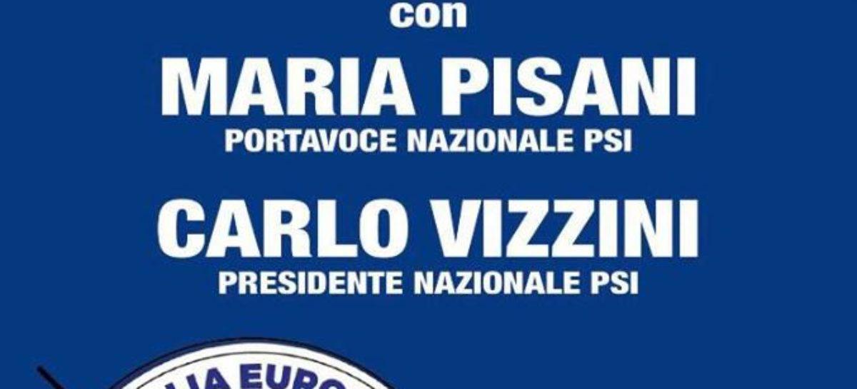 INSIEME, oggi chiusura della campagna elettorale con Pisani e Vizzini