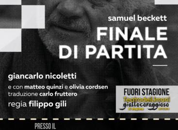 """""""Finale di partita"""" – Giorgio Colangeli al Giordano"""