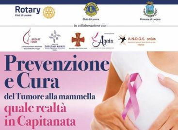 Lucera, la tavola rotonda sul tumore alla mammella: la realtà della Breast Unit per la Capitanata