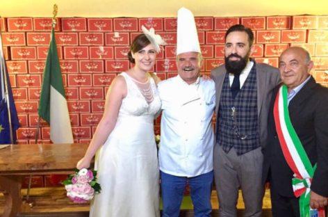 25 anni fa, il primo matrimonio da Peppe Zullo
