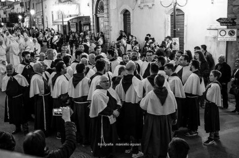 SETTE PASSI CARMELITANI Mostra fotografica di Marcello Aguiari