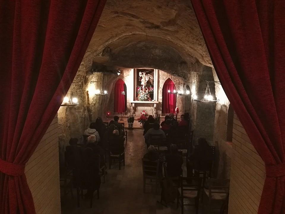 Orsara, l'incendio del campanile e 5 giorni in onore di San Michele