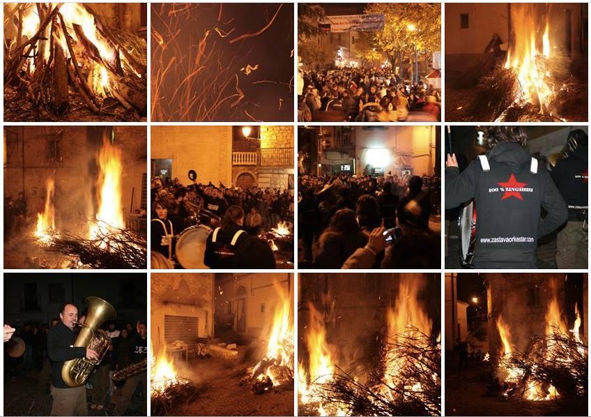 Fucacoste, piano di sicurezza per l'1 novembre a Orsara