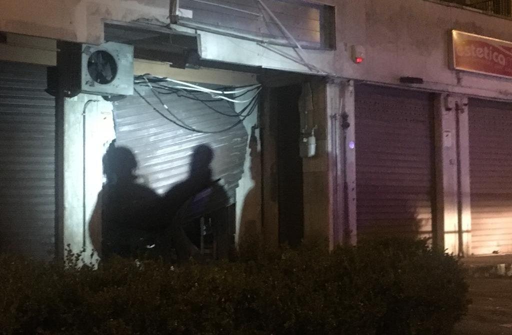 Foggia: Una bomba in via Lucera enormi danni