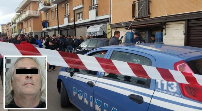 """San Severo: sparato al volto, così è morto  Michele Russi sopranominato """"Coccione"""""""