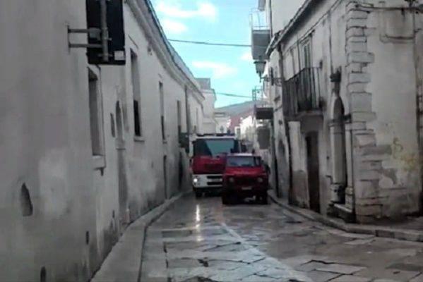 Foggia; un disabile 26enne muore per una fuga di gas