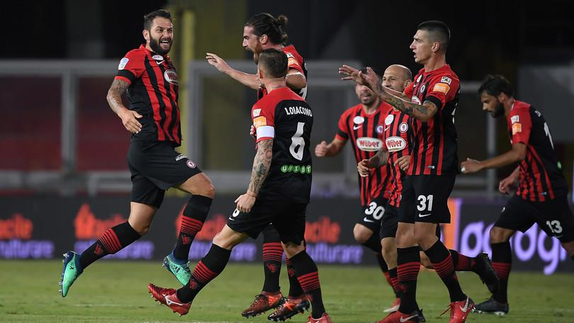 Foggia-Benevento: obiettivi diversi, voglia uguale