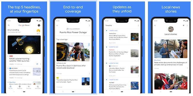 Google News e il potere delle notizie