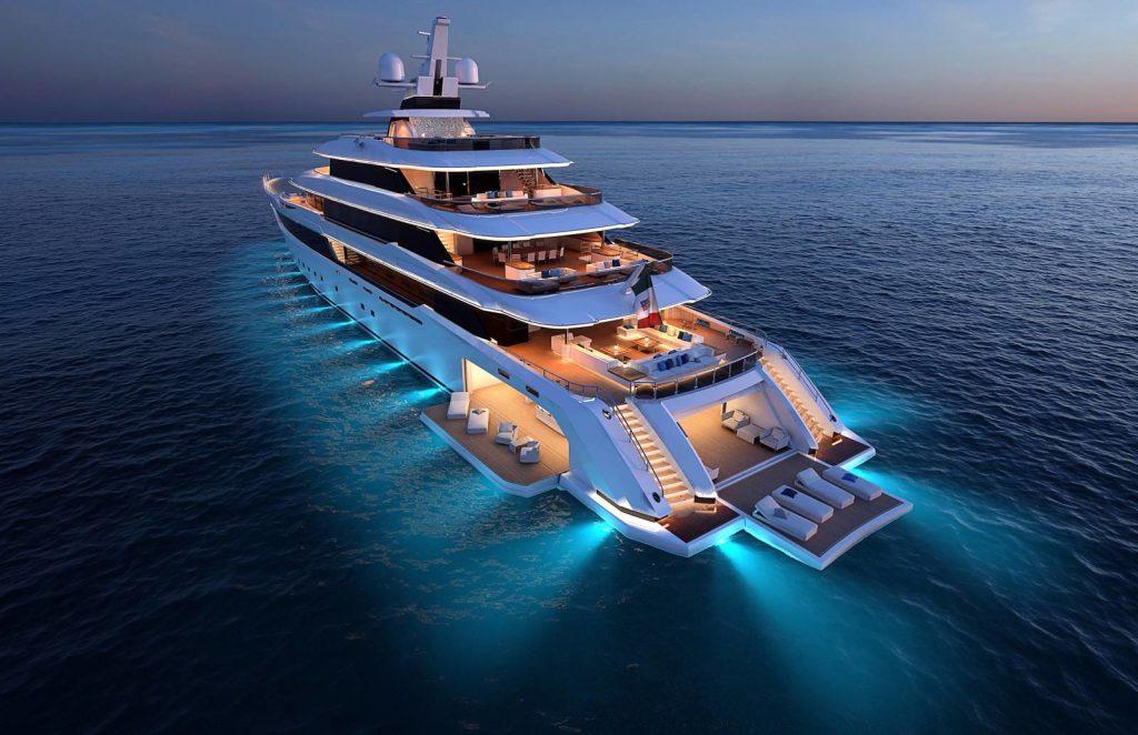Sbarca in Italia la possibilità di noleggiare per una notte uno yacht