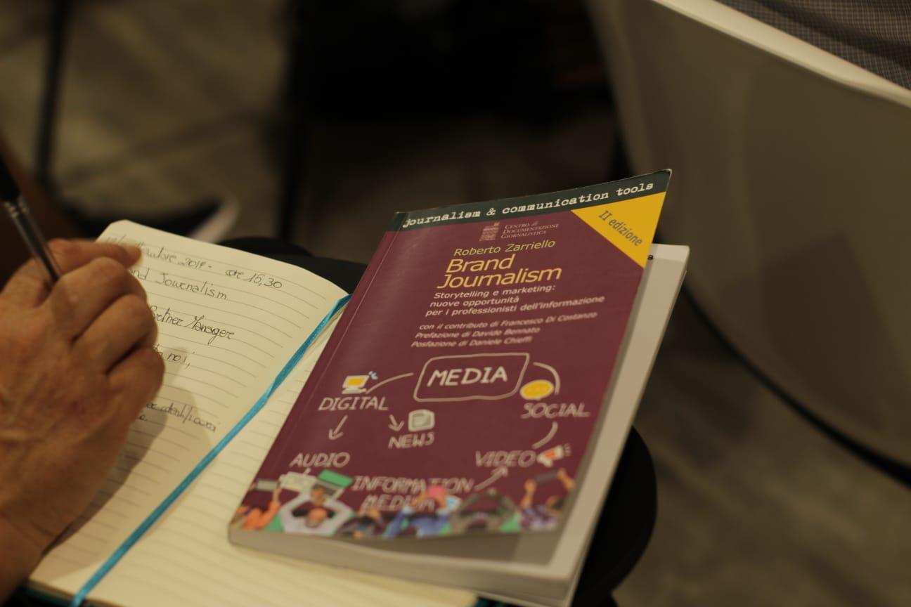 Brand Journalism: il futuro è la media company