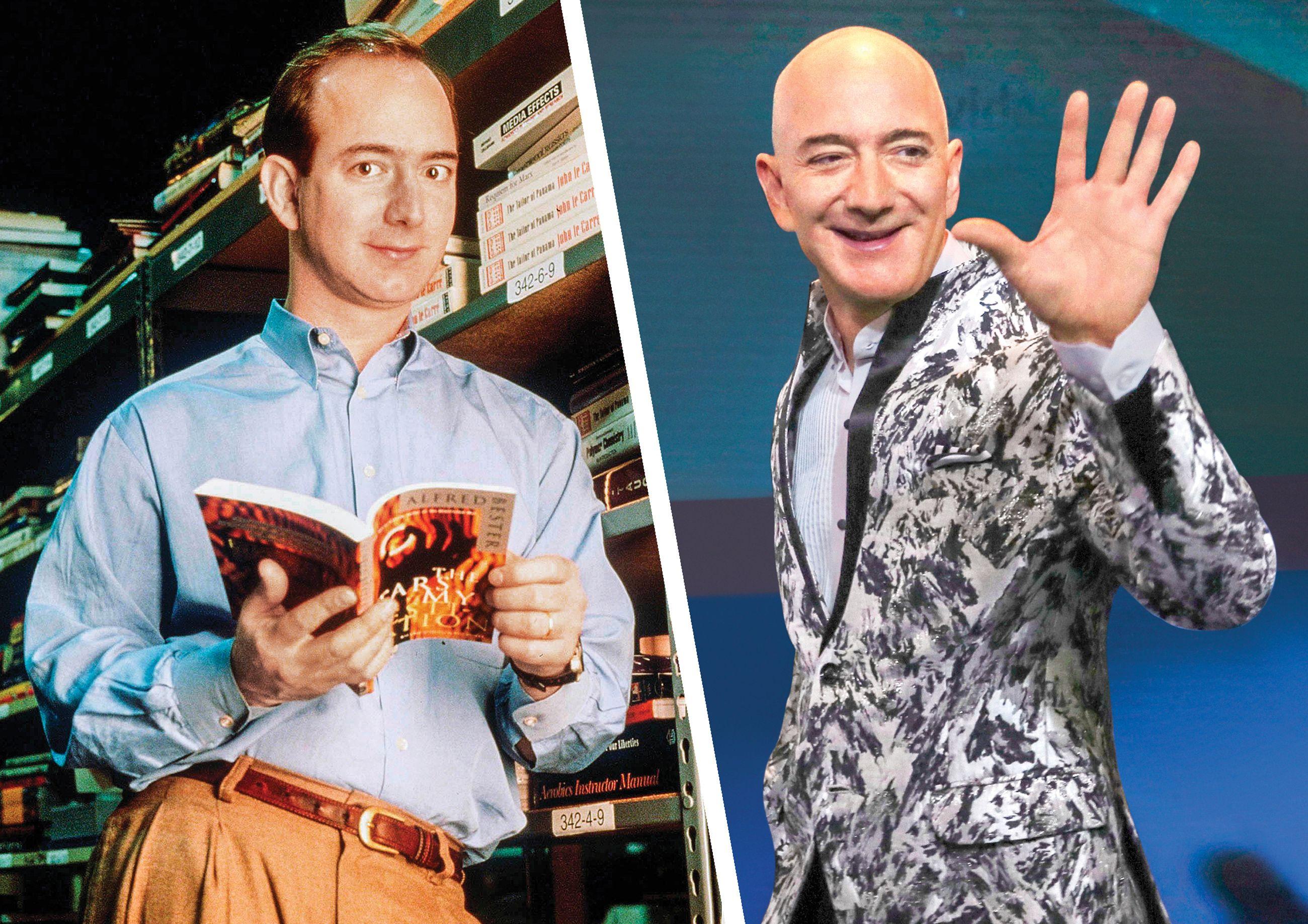 Jeff Bezos e Elon Musk: due loro progetti a confronto